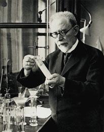 O fundador da escala de pH: Soren Peter Lauritz Sørensen